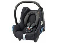 Maxi-Cosi CabrioFix Group 0+ Black Raven Infant Carrier car seat