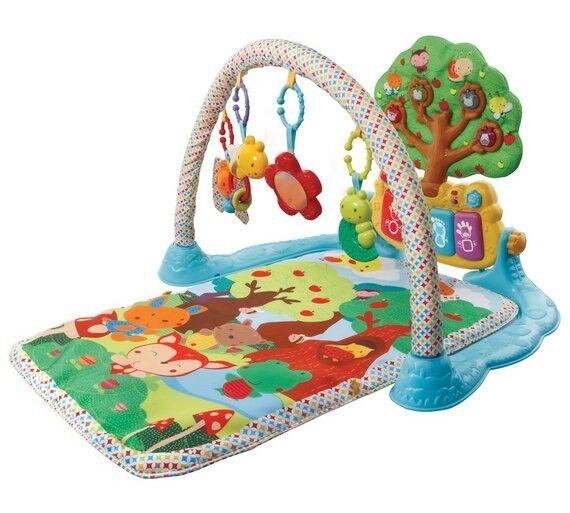 Vtech Baby Little Friendlies Glow & Giggle Playmat