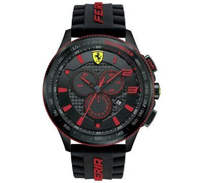 *REDUCED* Scuderia Ferrari 0830138 Men's CHRONOGRAPH ANALOG SPORTS WATCH