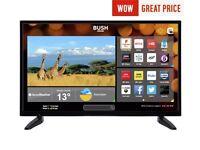 Smart TV Bush 32 inch HD 1 year old good quality