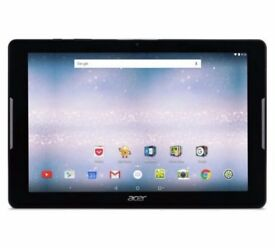 Acer Iconia 10 inch tablet