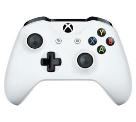 Official Xbox One Wireless Controller 3.5mm - White - USED