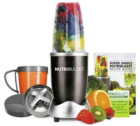 Nutribullet 600 series 8 piece set  smoothie maker [ The box has been  opened but never ever used  | in Wem, Shropshire | Gumtree