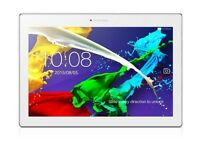 "Lenovo Tab 2 A10-70 Tablette tactile 10"" FHD Blanc"
