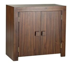 Ex display Jaipur 2 Door Sideboard - Acacia