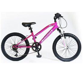 Muddyfox Sren 20 inch Pink Girls Bike