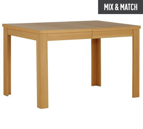 Collection Adaline Extendable 4 - 6 Seater Dining Table