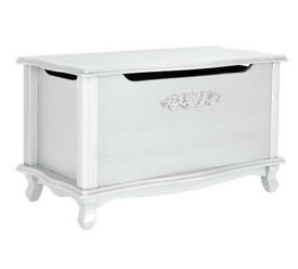 Collection Sophia Blanket Box - Ivory