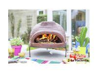 La Hacienda Mexican Handmade Pizza Oven - Brand New In Box