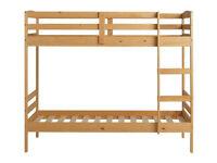 Ex display Josie Shorty Bunk Bed Frame - Pine