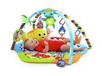 Baby Einstein Rhythm of the Reef activity play gym, soft mat