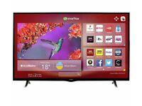Hitachi 50 Inch Play Smart LED HD TV | Freeview inbuilt |
