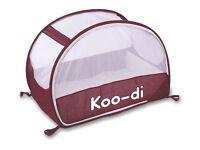 Koo-di travel cot