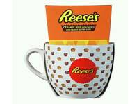 Reese's Mug Peanut Butter Cups chocolate american candy gift presents birthday set new