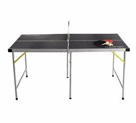 Slazenger Children's 5ft Indoor Folding Table Tennis Table 770.