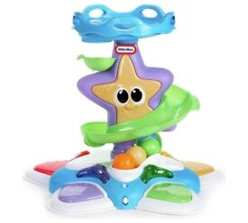 Little Tikes Little Ocean Explorer's Stand n Dance Starfish by Little Tikes