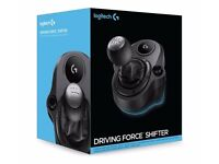 Logitech g29 shifter gearstick £35 brand new unopened packaging