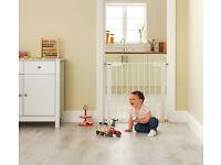 BabyStart Pressure-fit Safety Gate - 1 week old - £10