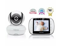 Motorola Digital Baby Monitor (MBP36S) - BRAND NEW IN BOX - with Infra Night Vision & 2 way audio