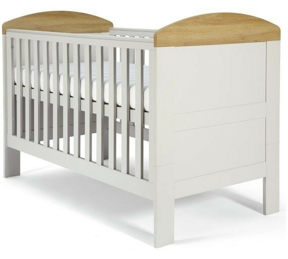 77f362d51a77 Mamas & Papas Harrow Grey Cot Cotbed - Brand New Boxed. Wandsworth, London