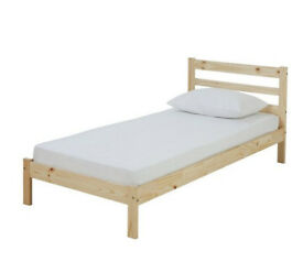 Wicklow Pine Bed Frame - Single