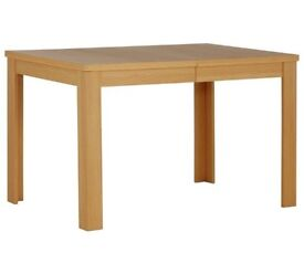 Ex Display Adaline Extendable 4 - 6 Seater Dining Table