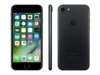 Iphone 7 256g matte black / OR plus swap