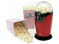 wanted popcorn maker