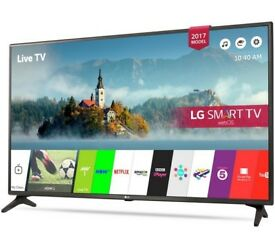 BRAND NEW LG LJ594V 43 Inch SMART Full HD LED TV Freeview Play WiFi USB Recording