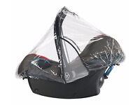 Maxi- Cosi RAINCOVER for Cabriofic Car Seat- NEW