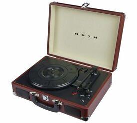 Bush record player, excellent condition