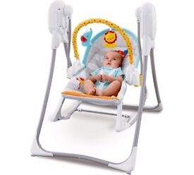 Fisher Price 3 in 1 Swing (from birth - up to 18 kg)