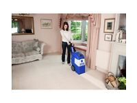 Carpet cleaner 24 hour hire / rent