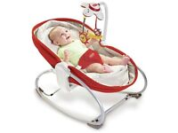 Brand new with box, never used. Tiny Love 3-in-1 Rocker Napper Baby Seat £99 at Argos
