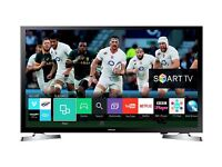 """SAMSUNG SMART 32"""" HD LED FREEVIEW BOXED NEW WITH DELIVERY"""