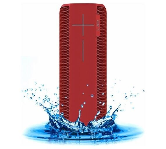Ultimate Ears UE Megaboom Waterproof Speaker-Red-RRP £179