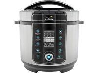 Pressure King Pro 6L 20-in-1 Digital Pressure Cooker 1000W