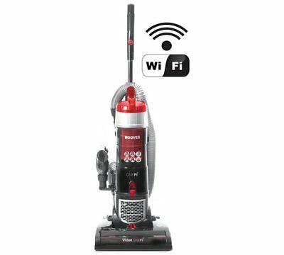 Hoover VR81OF01 Vision One-Fi Powerful Pets Upright Bagless Wi-Fi Vacuum Cleaner