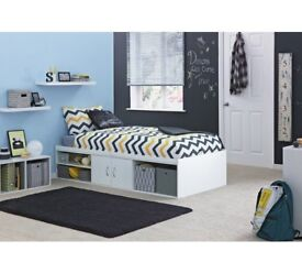 Declan Cabin Bed - White (brand new and boxed)