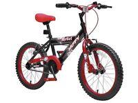 Boys 18inch Huffy's Bike