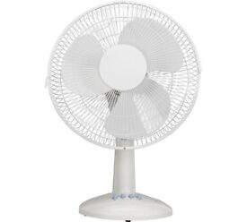 Cooling table fan . 3 speed . New. Same Day Shipping