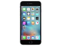 Good as new iphone 6plus- Space Grey 128 GB- £320