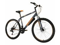 Boss Vortex 26 Inch Steel HT Mountain Bike - Men's