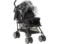 My child double buggy