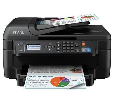 Epson All In One (Epson WorkForce WF-2750DWF All-in-One Wireless Printer Duplex Fax)
