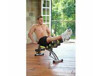 wondercore ll 12 in 1 abb fitness machine