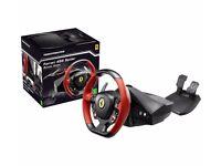 Xbox One Ferrari 458 Spider wheel