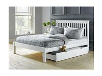 Argos Aspley Double Bed Frame and Under-bed Drawers