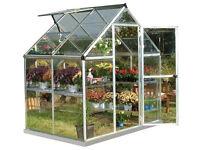 Palram 6' x 4' Polycarbonate Greenhouse