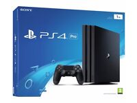 PS4 PRO 1TB + CONTROLLER